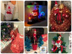 Elf on the Shelf Ideas Oliver's madhouse