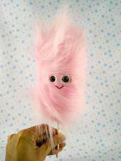 cotton candy plush #kids #softies #toys #estella