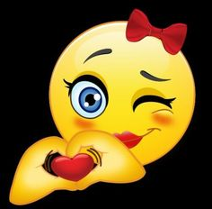 The most exciting emoji, beautiful and cute to send someone amazing Animated Smiley Faces, Funny Emoji Faces, Animated Emoticons, Emoticon Faces, Funny Emoticons, Smiley Emoji, Kiss Emoji, Love Smiley, Emoji Love
