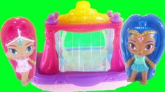 Shimmer and Shine swing & play genie boat from fisher price Nickelodeon TV show magic genies. CLICK TO SUBSCRIBE FREE: https://www.youtube.com/c/LittleWishes...