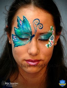 Meet your face painting instructor Butterfly Face Paint, Face Paint Makeup, Female Tattoos, Face Painting Designs, Lany, Costume Makeup, Face Art, Face And Body, Art Paintings