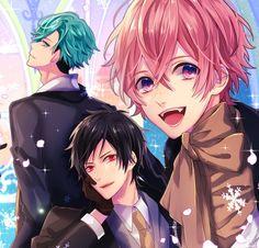 埋め込み画像 Manga Anime, Manga Boy, Anime Art, Hot Anime Guys, Anime Boys, Feeling Excited, Diabolik Lovers, Love Is All, Vocaloid