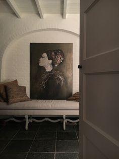 """"""" My way """" # figuratief #portret #"""