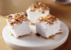Toasted Coconut Marshmallows.