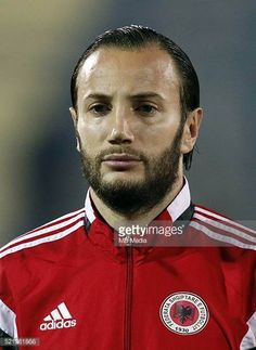 Uefa Euro FRANCE Albania National Team Shkelzen Gashi