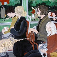 dee nickerson - On the bus