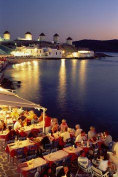 Image detail for -Mykonos Town, Mykonos, Greek Islands