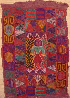 Textil. Kilim: diseño contemporáneo.