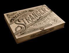Christmas Box no.15 by Stranger & Stranger, via Behance