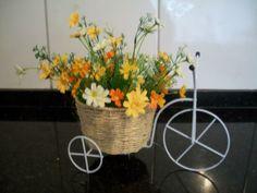 Arranjos de Flores Artificiais - Vasos e Plantas | Decorando e ...
