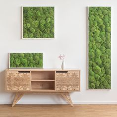32 The Best Indoor Living Wall Decor Ideas For Your Interior Design Wall Design, House Design, Small Indoor Plants, Moss Art, Deco Floral, Plant Wall, Art Of Living, Office Interiors, Home Decor