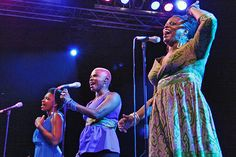 Sing the Truth! – LIVE! at the CSO featuring Dianne Reeves, Angelique Kidjo and Lizz Wright