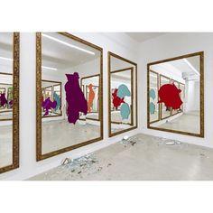 Michelangelo Pistoletto  Mirror Paintings michelangelopistoletto artepovera…