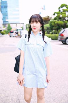 Kpop Girl Groups, Korean Girl Groups, Kpop Girls, Kpop Fashion, Korean Fashion, Girl Fashion, Kpop Outfits, Girl Outfits, Sinb Gfriend