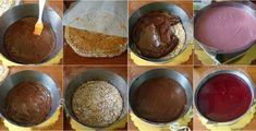 Tort ADI cu ciocolata alune si fructe de padure Pudding, Desserts, Food, Tailgate Desserts, Deserts, Custard Pudding, Essen, Puddings, Postres