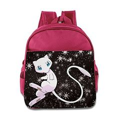 Amazon.com: MKCOOK Kids/Children Pokemon GO Mew School Backpacks/Bags For…