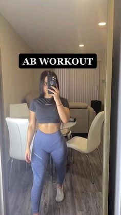 Summer Body Workouts, Fun Workouts, At Home Workouts, Gym Workout Videos, Butt Workout, Fitness Workout For Women, Fitness Tips, Slim Waist Workout, Exercises