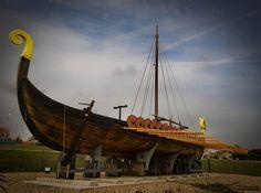 Viking boat, Ramsgate