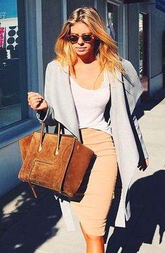 #fall #fashion / casual fall outfit