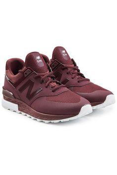 los angeles 8a7e1 ad42a MS574D Sneakers with Mesh   New Balance New Balance Hombres, Diseñadores De  Moda, Ideas