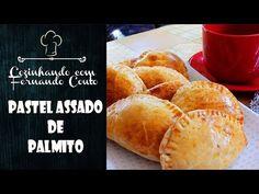 PASTEL ASSADO DE PALMITO (POR FERNANDO COUTO)