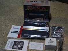 ATARI 7800 NUEVA con juego en memoria ASTEROIDS Edición Española