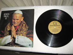 John Paul II - John Paul II USA 1978 Lp near mint Religious