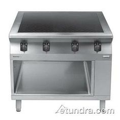Electrolux-Dito - 584134 - 4 Zone Induction Range w/1 Side Operation at Sears.com