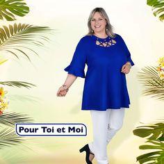 Tunic Tops, Blouse, Long Sleeve, Sleeves, Women, Fashion, Plus Size Fashion, Moda, Women's