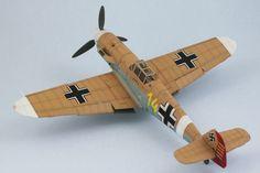 BP Models :: View topic - Trumpeter Messerschmitt Bf 109F-4/Trop