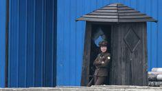 Im Konflikt zwischen Nordkorea und dem Süden haben die USA Marinesoldaten an die Grenze zwischen beiden Staaten verlegt und halten dort Übungen ab. Die Aufrüstung führt zu Spannungen in der Region.