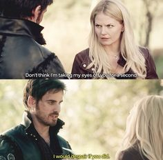 "Emma and Hook 2x06 ""Tallahassee"""