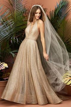 b5b17583259 Willowby by Watters 51706 Heartleaf Flutter Sleeve A-Line Wedding Dres –  Off White
