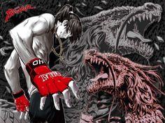 The Breaker.ϟ.New Waves - manga Wallpaper