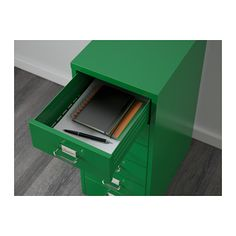 This drawer unit on casters comes in a few other colors