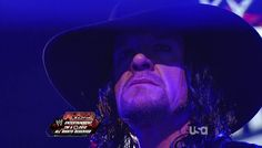 The Undertaker Monday Night Raw 1/30/12