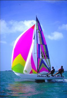 New 2007 Hobie Cat Boats Miracle 20 Racing Sailboat Photos- iboats.com