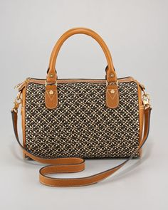 Brenda Squishee Bag by Eric Javits at Neiman Marcus.