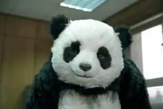 World in Motion: Never Say No To Panda Cheese! #Advertising