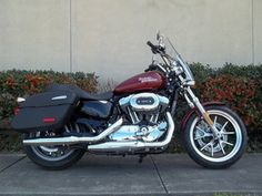 2016 Harley-Davidson® XL1200T - Sportster® SuperLow® 1200T Baton Rouge Louisiana