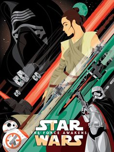 Star Wars Posters - Created by Mike Mahle