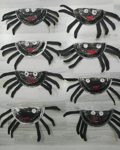 paperplate spider craft  |   Crafts and Worksheets for Preschool,Toddler and Kindergarten