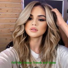 Golden Blonde Balayage for Straight Hair - Honey Blonde Hair Inspiration - The Trending Hairstyle Ombré Hair, Lace Hair, Hair Weft, Hair Oil, Ombre Hair Color, Hair Color Balayage, Balayage Hairstyle, White Blonde Hair, Grey Hair