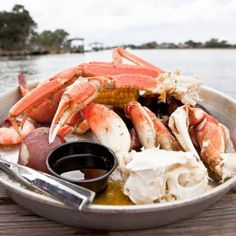 Charleston Crab House - Water Front Dining - Seafood