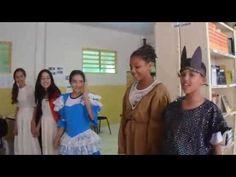 Teatro na Sala de Leitura - Escola Imaculada - YouTube