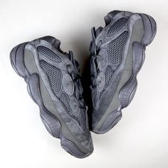 """96af5af52f9d4 Sneaker News on Instagram  """"The  adidasYeezy 500 """"Utility Black"""" officially  releases tomorrow. For the full store list as well as an unboxing preview"""