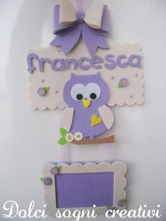 Frame made by https://www.facebook.com/Dolci-sogni-creativi-346408192183456/ *** Le Maddine & Maddy https://www.facebook.com/groups/531953423561246/ *** #madeinfacebook #lemaddine #handmade #handcrafted #instagram #instapic #instagood #picoftheday #instacool #cool #cute #handmadeinitaly #craft #handmadewithlove #fattoamano #creativity #madeinitaly #instaphoto #instahandmade #photooftheday #sewing #embroidery #felt #pannolenci #frame #owl #purple #white #photo #dolcisognicreativi