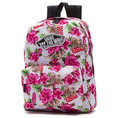 NZ0FWZ - Realm Hawaiian Floral Backpack