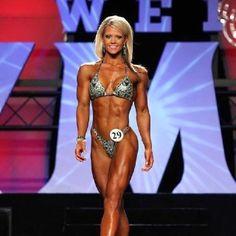 IFBB Figure Pro Nicole Wilkins