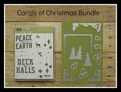 Stampin' Up! Carols of Christmas Bundle, Stampin' Studio